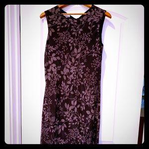 Jones & co size 8 sleeveless dress